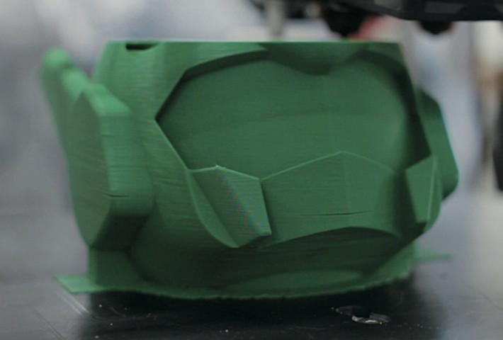 3D プリンタによる試作